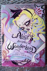 'Alice's Adventures in Wonderland' illustrated by Camille Rose Garcia (partymonstrrrr) Tags: rose book alice lewis carroll garcia wonderland camille aliceinwonderland lewiscarroll camillerosegarcia