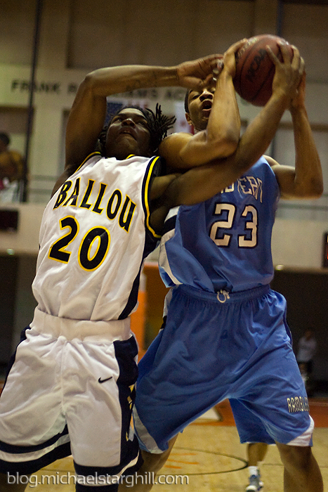 Ballou Eastern Basketball