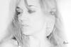 Air (Belen Roldan) Tags: portrait rayas luz photo blanca ojos mango rubia labios celia rosas camiseta sesion negra pelo botones azules expresion liso