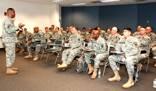 RDECOM NCOs synchronize, synergize at STTC