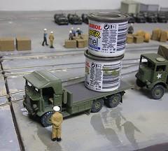 Tinlet lorry