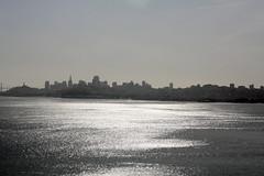 (mother holda) Tags: sanfrancisco bw skyline blackwhite cityskyline