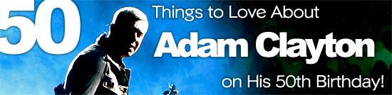 Adam at 50
