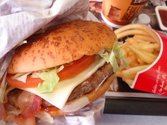 Calfornia Burger / カリフォルニアバーガー