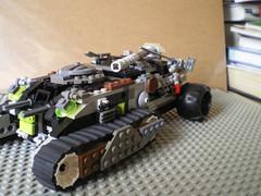 Norvick (sirzoren) Tags: tank lego boom legotank legoboom legomilitarytank