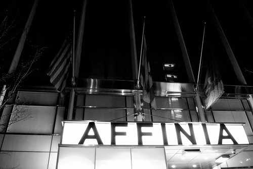 Entrance to @AffiniaChicago