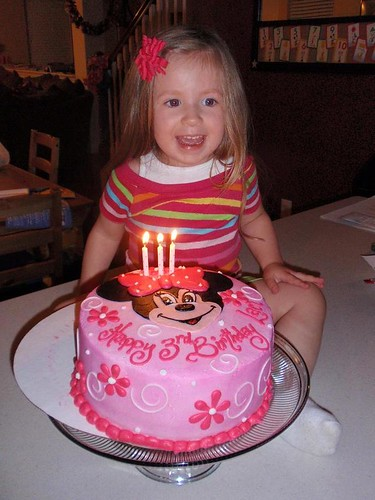 Laci and the Cake