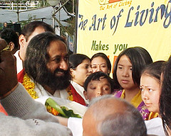 darjeeling (Art of Living Foundation) Tags: sri ravi darjeeling shankar