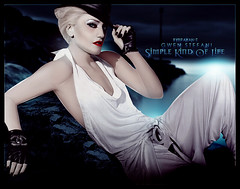 42.Gwen Stefani - Simple Kind Of Life [ Sergio Centeno](InStyle Collection) (Brayan E.) Tags: new colors shot banner header gwen stefani 2010 blend fansite magazaine stylre