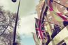 ⑽ Sunny Day.. (- M7D . S h R a T y) Tags: uk england sky london cloudy unitedkingdom britain flag british london2010 ®allrightsreserved™ wordsme