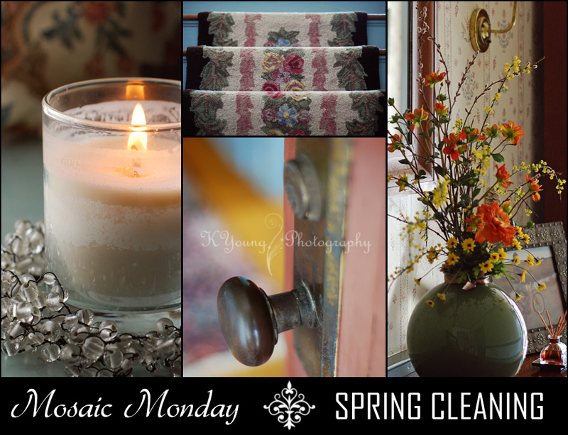 Mosaic Monday: Spring Cleaning