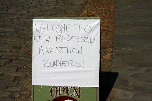 New Bedford Half-Marathon, 3-21-10