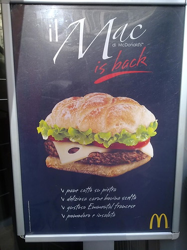 McDonalds il Mac