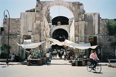 ダマスカス旧市街(シリア)