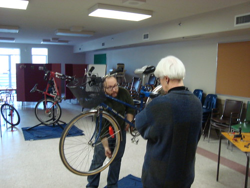 DECA Bikes Tune-Up Workshop