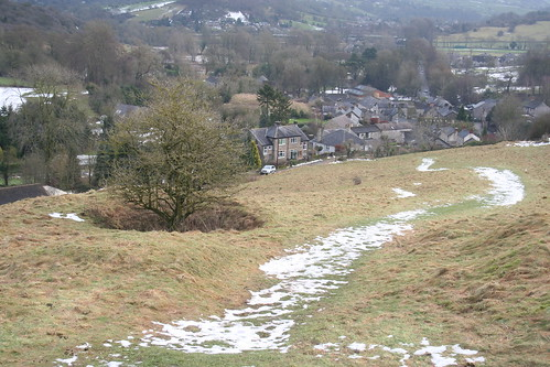 Eyam and the River Derwent ~ 17th January 2010