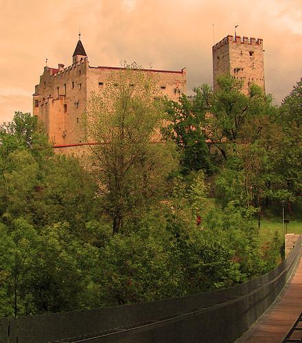 Foto Castello Brunico a Brunico - Val Pusteria- Alto Adige