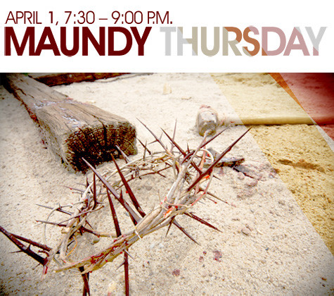 Maundy Thursday Service | Highlights Live
