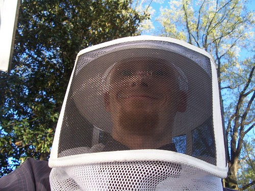 check out this beekeeper cutie!