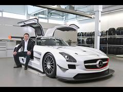 2010 Mercedes-Benz SLS AMG GT3