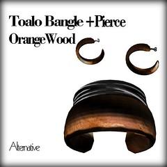 ToaloBangle_OrangeWood