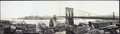 New York & bridges from Brooklyn (LOC)