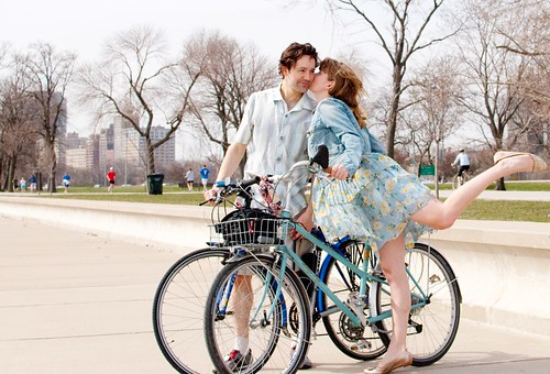 Bike Love by Dream Dottie.