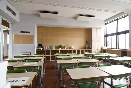 Takanawadai Elementary school 高輪台小学校13