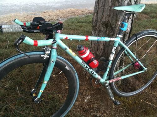 Fixie TT Bike