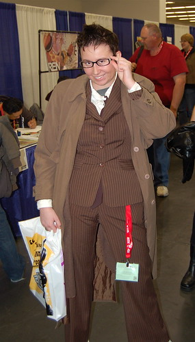 Wonder Con 2010: The Doctor