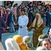 Cristo retenido al juicio de Pilatos