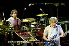 Bob Weir & Mickey Hart with The Dead at Red Rocks Amphitheatre - Grateful Dead (Performance Impressions LLC) Tags: bobweir thedead redrocksamphitheatre redrocks gratefuldead furthur morrison colorado concert pics pictures tickets band photos concertphotography concertphoto concertphotos phillesh tour mickeyhart billkreutzmann deadandcompany
