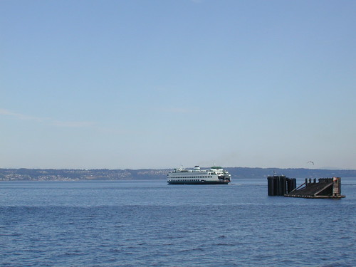 The Ferry Approacheth