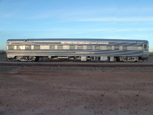Private Rail Car - Vista Canyon