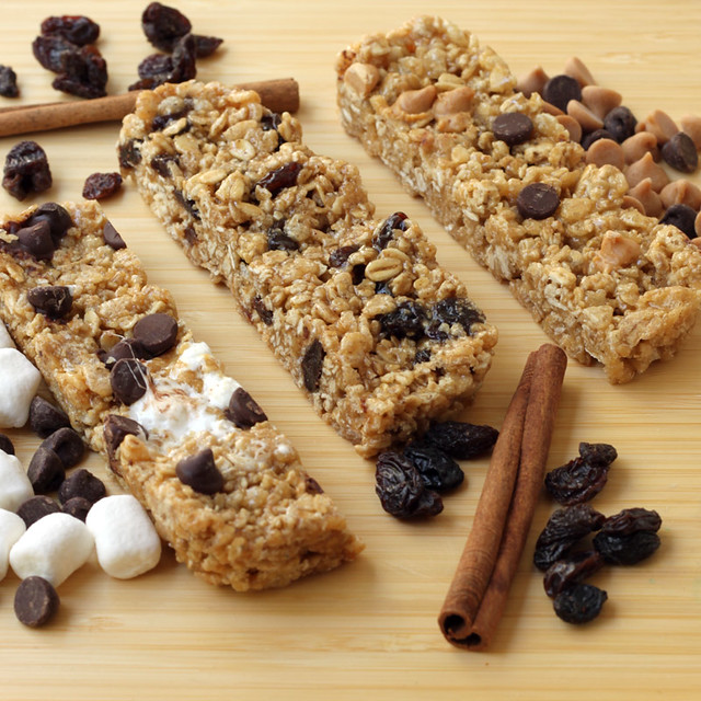 No bake chewy granola bars just like quaker chewy granola bars ccuart Image collections