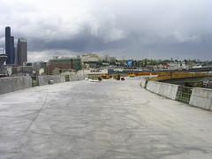 SR 519: March 25 I90/I5 off-ramp (WSDOT) Tags: bridge construction ramp sodo eattle wsdot sdot royalbrougham sr519