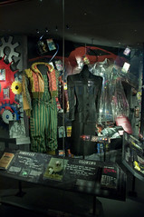 SCI-FI Museum and Experience Music Project