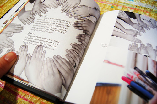 Inside the Diptych book