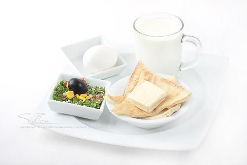 My breakfast (by Sultan alSultan)