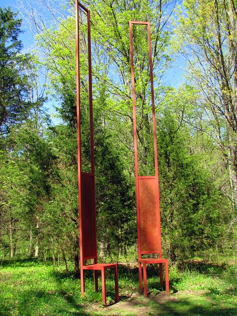 Cheekwood 4: High-Back Windharp Chairs