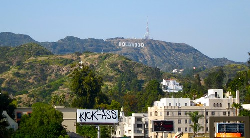 Kick-Ass Hollywood!