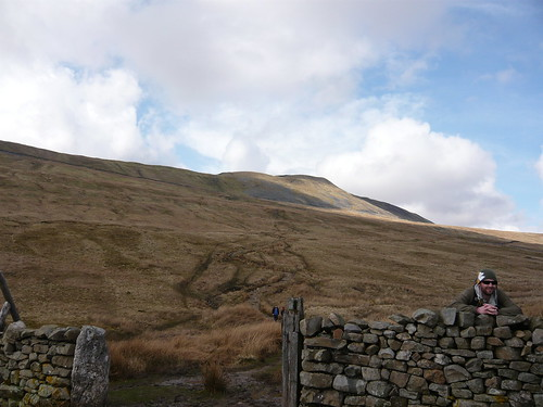Chris and Whernside
