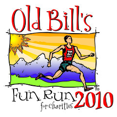 Old Bill's Charity Fun Run 2010 - Jackson, WY