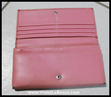 black leather prada handbag - How a Fake Prada Wallet Stole Several Hours of My Life - Violet ...