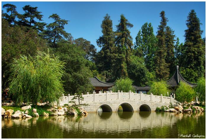 Chinese Bridge HDR
