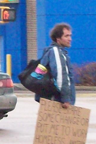 panhandler 2