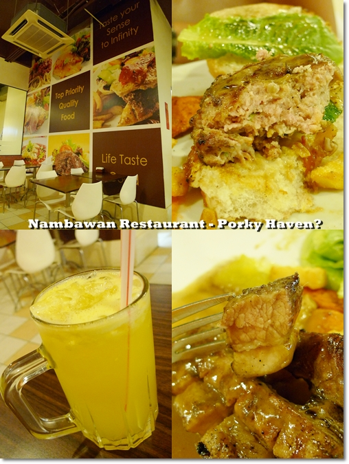 Collage Nambawan Food