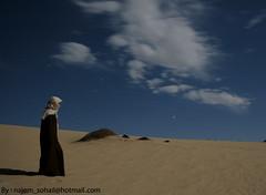 ()      (!  ) Tags: night stars dunes dune doha qatar sohail inlandsea  sealine   najem quatar  duning  quatari       aludaied