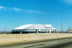 Texas Stadium (by: Steven Martin, creative commons license)
