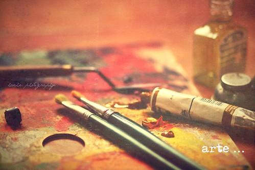 Pintando al óleo (I)  (explore)
